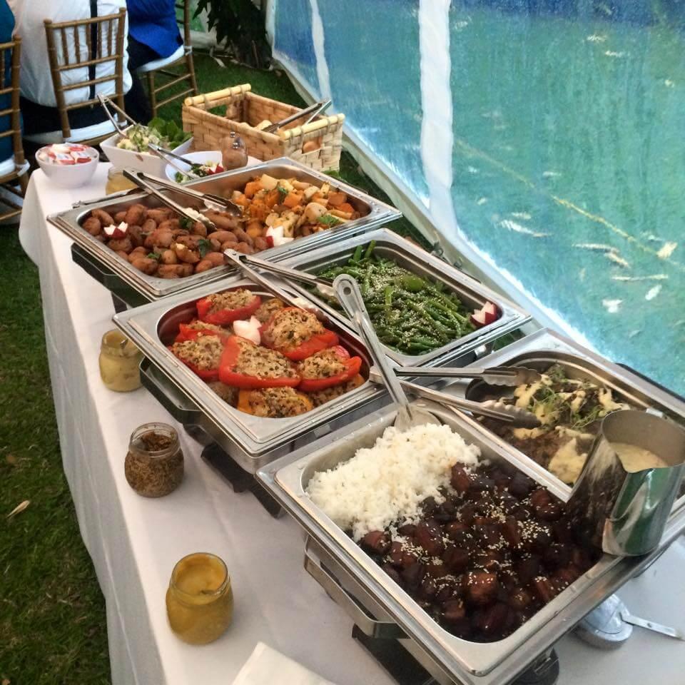 buffet .