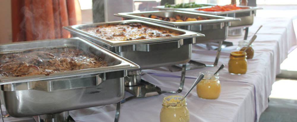 Self Service Catering