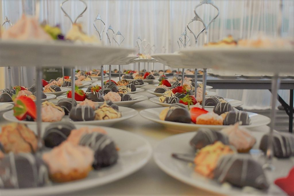 catering food ideas for wedding