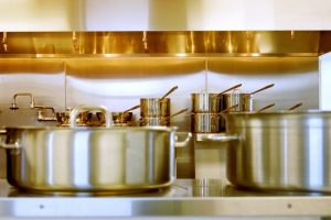 types of catering equipment